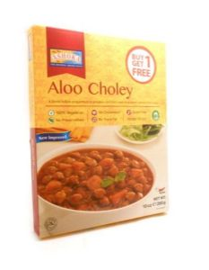 Ashoka Aloo Choley | Buy Online at the Asian Cookshop